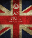 FAN? NO... DIRECTIONER!   - Personalised Poster large