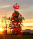 FEAR IS NOT THE END OF THIS - Personalised Poster large