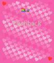 Flashback     - Personalised Poster large