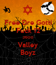 Free Dre Gotti Fuck 12 3600 Valley Boyz - Personalised Poster large