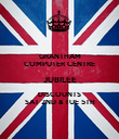 GRANTHAM COMPUTER CENTRE JUBILEE DISCOUNTS SAT 2ND & TUE 5TH - Personalised Poster large