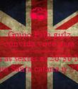 Grupo Fath girlz convida voce para Participar do nosso encontro  Todas as sextas as 20:30 Na rua Na rua Santa cataria n:2762n - Personalised Poster large