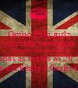 Grupo Fath girlz convida voce para Participar do nosso encontro Todas as sextas as 20:30 Na Rua santa catarina em frente a Grafica Nacional Num 2762 - Personalised Poster large
