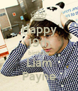 Happy 19th birthday Liam Payne - Personalised Poster large