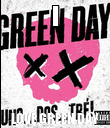 I LOVE GREEN DAY - Personalised Poster small
