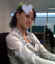 I Love You Kunene - Personalised Poster large