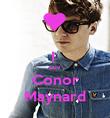 I  Luv Conor Maynard - Personalised Poster large