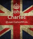 John Charles @Juan CarlosMPola   - Personalised Poster large