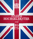 JOSEPH HOCHGELERNTER AND FABIAN FRITSCH - Personalised Poster large