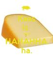 Kaas Is  Hot HAHAHHA ha. - Personalised Poster large