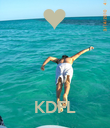 KDFL - Personalised Poster large