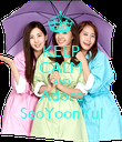 KEEP CALM AND Adore SeoYoonYul - Personalised Poster large