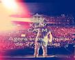 KEEP CALM AND Agora somos mais de 27 milhões - Personalised Poster large