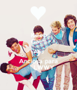 Keep Calm And Anciosa para      LWWY - Personalised Poster large