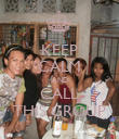 KEEP CALM AND CALL THIS GROUP - Personalised Poster large