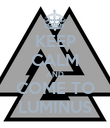 KEEP CALM AND COME TO LUMINUS - Personalised Poster large
