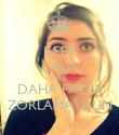 KEEP CALM AND DAHA FAZLA ZORLAMAYALIM - Personalised Poster large