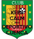 KEEP CALM AND DEPORTIVO CUENCA - Personalised Poster large