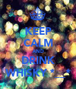 KEEP CALM AND DRINK WHISKY *__* - Personalised Poster large