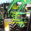 KEEP CALM AND DRIVE JOHN DEERE - Personalised Poster large