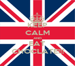 KEEP CALM AND EAT  CHOCLATE!!! - Personalised Poster large