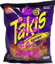 KEEP CALM AND EAT TAKIS - Personalised Poster large