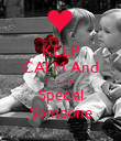 KEEP CALM And Find that Special Someone - Personalised Poster large