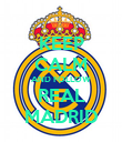KEEP CALM AND FOLLOW REAL MADRID - Personalised Poster large