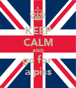 KEEP CALM AND go for  a piss - Personalised Poster large