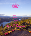 KEEP CALM AND go to Centro de Portugal:) - Personalised Poster large