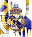 KEEP CALM AND HA HA 3-1 - Personalised Poster large