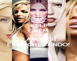 KEEP CALM AND I AM RICH ESTÁ CHEGANDO! - Personalised Poster large