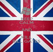 KEEP CALM AND KILL BILL GATES - Personalised Poster large
