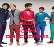 """KEEP CALM AND """"LIKE"""" MOMMY DIRECTIONERS - Personalised Poster large"""