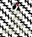 KEEP CALM AND LISTEN GREEN DAY! - Personalised Poster large