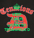 KEEP CALM AND LISTEN TO TENACIOUS D - Personalised Poster large