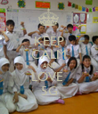 KEEP CALM AND LOVE  5G - Personalised Poster large