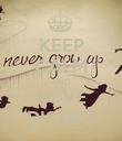 KEEP CALM AND LOVE DISNEY - Personalised Poster large