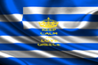KEEP CALM AND LOVE GREECE - Personalised Poster large