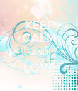 KEEP CALM AND LOVE JASSEN - Personalised Poster large