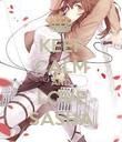 KEEP CALM AND LOVE SASHA - Personalised Poster large