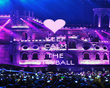 KEEP CALM AND LOVE THE BTWBALL - Personalised Poster large