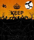 KEEP CALM AND LOVE VAMPIRES ! - Personalised Poster large