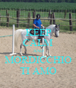 KEEP CALM AND MORDICCHIO TI AMO - Personalised Poster large