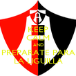 KEEP CALM AND PREPARATE PARA LA LIGUILLA - Personalised Poster small