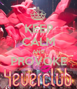 KEEP CALM AND PROVOKE  - Personalised Poster large