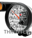 KEEP CALM AND PUSH THROTTLE - Personalised Poster large