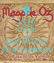 KEEP CALM AND QUE MI VOZ  TE ACOMPAÑE - Personalised Poster large