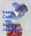 Keep               Calm               AND                                Read               Jane Eyre       - Personalised Poster large
