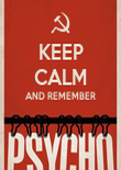 KEEP CALM AND REMEMBER   - Personalised Poster large
